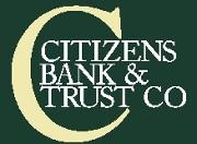 Citizens Bank & Trust Co Logo